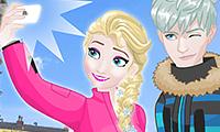 Prinsenpaar: reisselfie