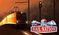 Rail Nation: Multiplayer Train Game