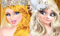 Snow Queen: Real Makeover