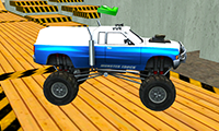 Pimpa min monstertruck
