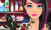 Beauty Salon Makeover