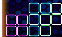 Neonowy Tetris