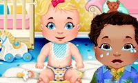 Baby-Sitter : Crèche Débordée