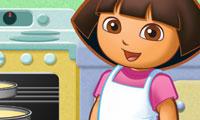 Dora The Explorer Let's Go, Little Cook! Step by Step