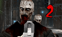 Rise of the Zombies 2: Dark City - Shooting Game 3D