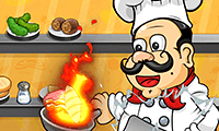 Papa's Pizzeria: Cooking Game