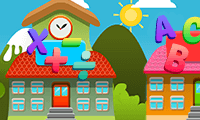 Happy Village - Toddlers & Kids Educational Games
