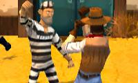Vechtpartij in de saloon 2