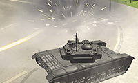 War Of Tanks: 3D Army Game
