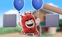 OddBods: Looney Ballooney