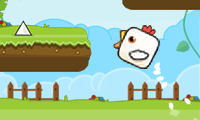 Chicken Climbing