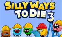 Silly Ways to Die 3 by Claudio Souza Mattos
