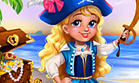 Pirate Princess: Treasure Adventure