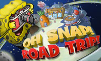 SpongeBob: Oh Snap! Road Trip