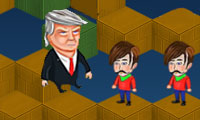 La Course de Trump