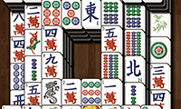 Cartoon Mahjong