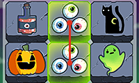Mahjong Connect: Halloween