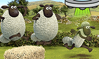 Shaun the Sheep: Alien Athletics