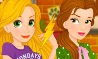 Rapunzel & Belle: Love Rivals