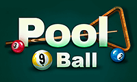 Pool con 9 bolas