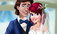 Ellie Royal Wedding: Dress Up Game