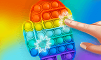 Pop It Bubble Game