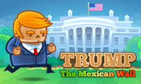 Trump: El Mexicano Pared