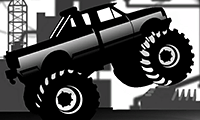 Piloto das Sombras de Monster Truck