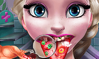 Ice Queen: Tongue Doctor