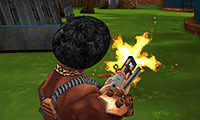2112 Cooperation: Shooting Game with Guns