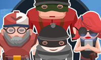 Team of Robbers 2: Thief Game