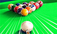 Pool: billar de 8 bolas