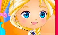 Princesses chibi modernes