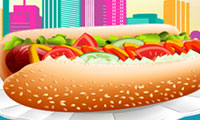 Cooking Fast: Hot Dogs and Burgers Craze