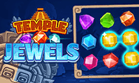 Jewel Genie Bubble World