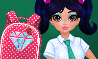 Princesses: School Bag Design Contest