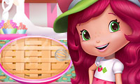 Strawberry Shortcake: Pie Recipe