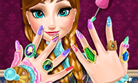 Ice Princess: Nails Spa