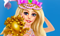 Carnaval Mermaid Dress Up