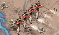 Tiny Rifles: Military Game