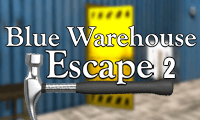 Blue Warehouse Escape: Episode 2
