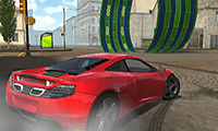 Splatped Evo: 3D Car Game