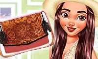 Klassisches Handtaschendesign