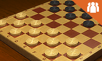 Master Checkers: Multiplayer