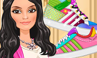 Kendall Jenner: Moda na trampki