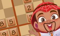 Sudoku pustynne
