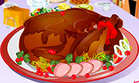 Tasty Turkey: Cooking Game