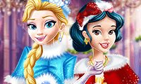 Princesses: Mermaid Party