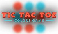 Tic Tac Toe: Colors Game