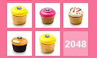 2048: Cupcake